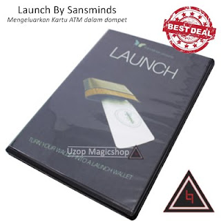 Jual alat sulap launch by Sansminds