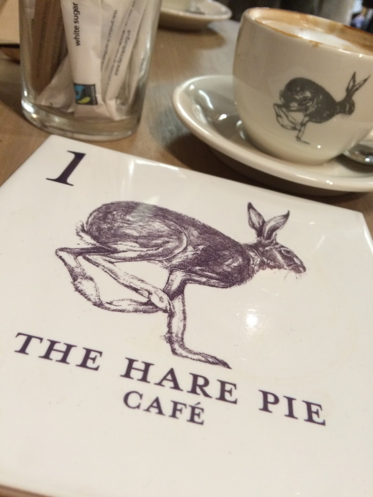 The Bewicke Arms Hallaton Leicestershire launch Hare Pie Cafe