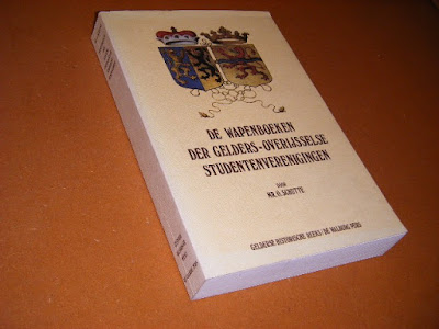 De Wapenboeken der Gelders-Overijsselse Studentenverenigingen