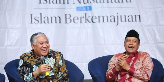 Din, Mahfud MD, dan Aqil Dinilai Mampu Isi Kekosongan Jokowi
