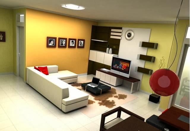 Desain Ruang Keluarga Minimalis (Terbuka, Lesehan, Elegan, Klasik, dan