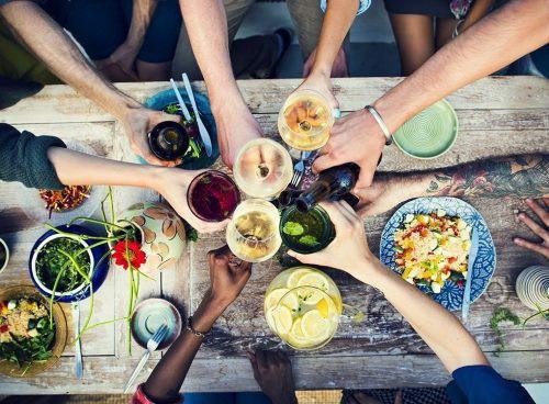 10 Cách ăn mà không sợ béo
