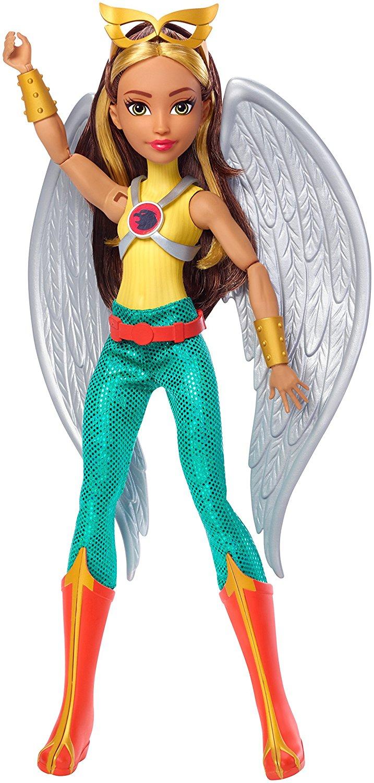 DC Super Hero Girls Hawkgirl-alto 15 CM NUOVO