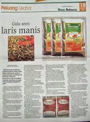 arenga dalam bisnis indonesia
