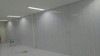 6 Kelebihan PVC Folding Door di Pintu Rejeki
