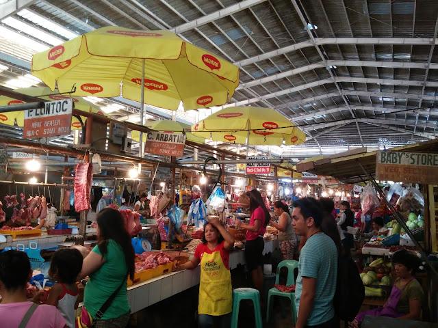 Sablayan Public Market