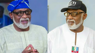 Photo of Rotimi Akeredolu
