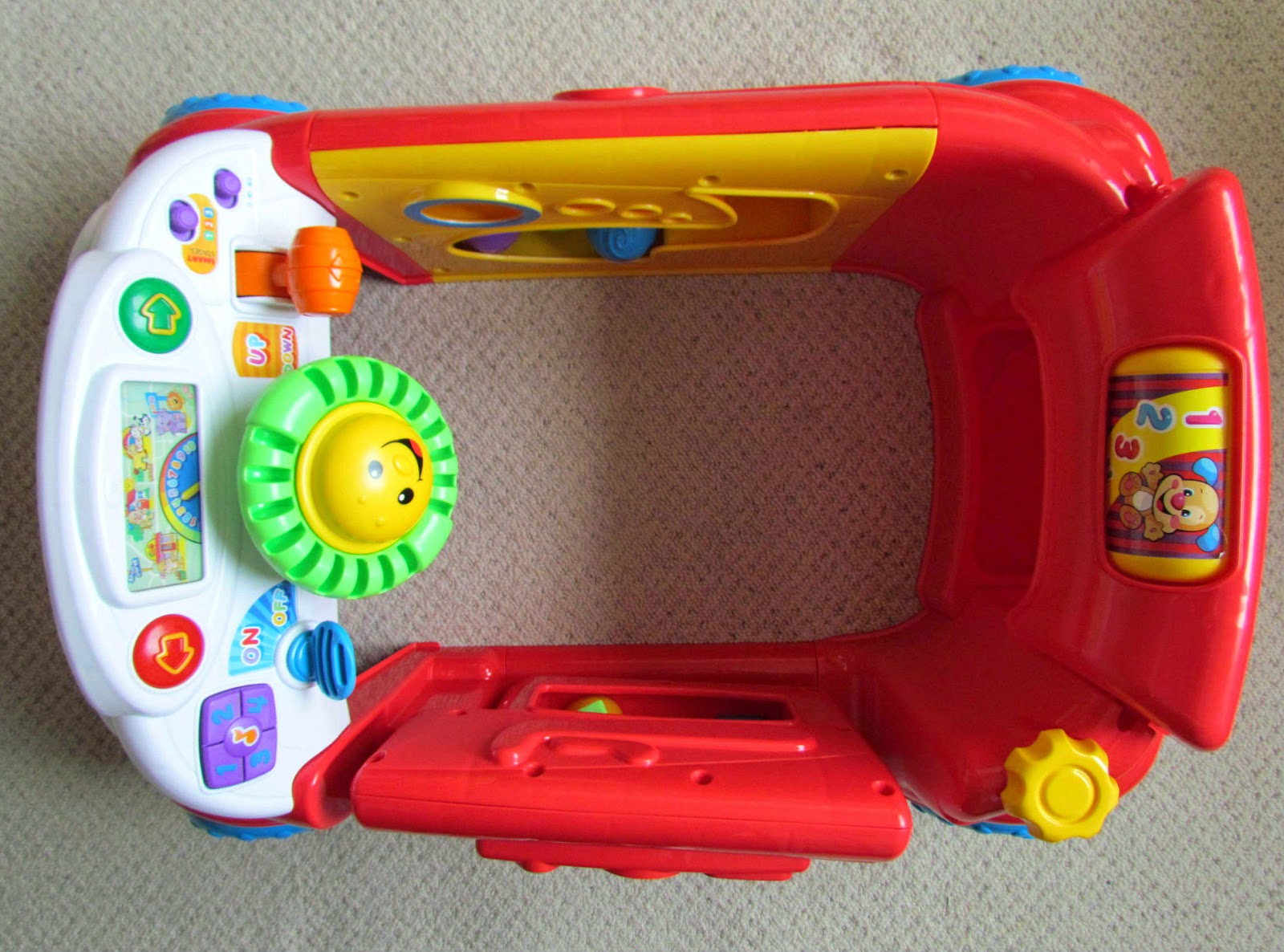 Laugh & Learn™ Smart Stages™ Car App (Fisher-Price) - Best ...  |Fisher Price Laugh And Learn Cars
