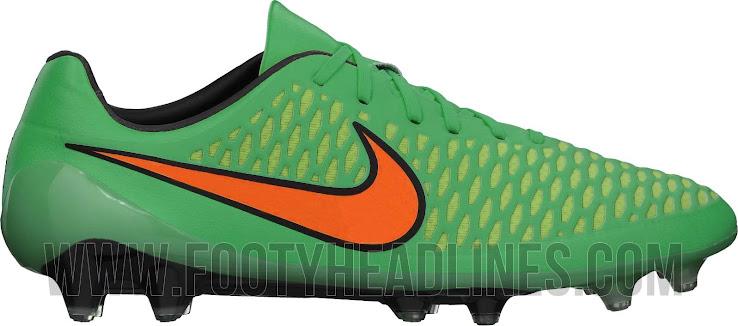 Nike Magista Opus en color verde (3) 1