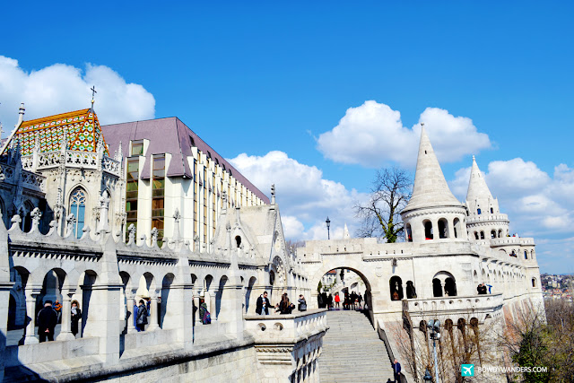 bowdywanders.com Singapore Travel Blog Philippines Photo :: Hungary :: Fisherman's Bastion in Budapest: The ONE Thing That You Have To See To Achieve Your Hungary Travel Goals