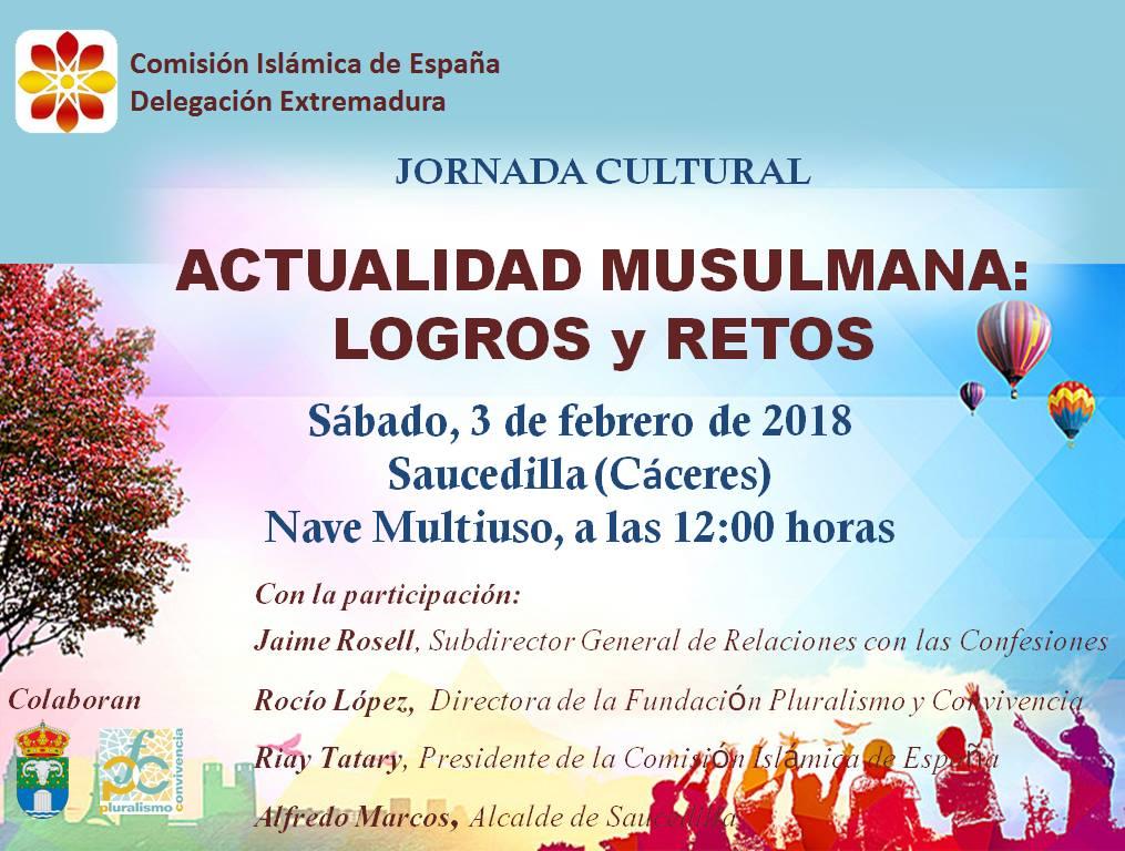 """ISLAM ESPAÑA: Jornada :""""Actualidad Musulmana: LOGROS Y RETOS """""""