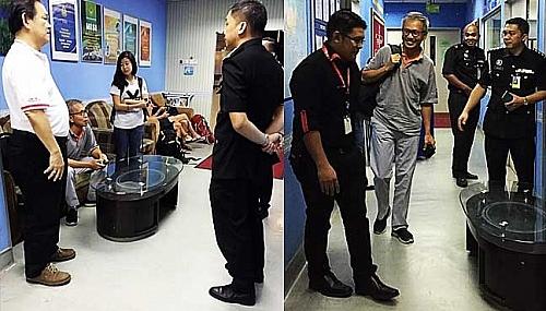 Tony Pua Tidak Dibenarkan  Masuk Ke Sabah