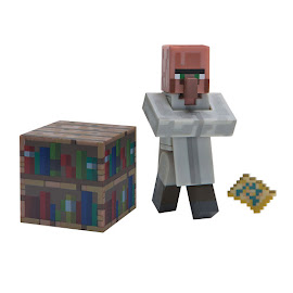 Minecraft Series 4 Villager Overworld Figure
