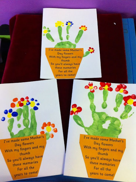 Mothers day homemade cards ideas for toddler preschool teacher