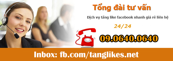 tang luot like facebook