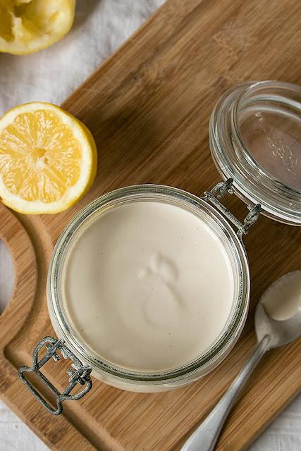 recette de crème fraiche végétalienne