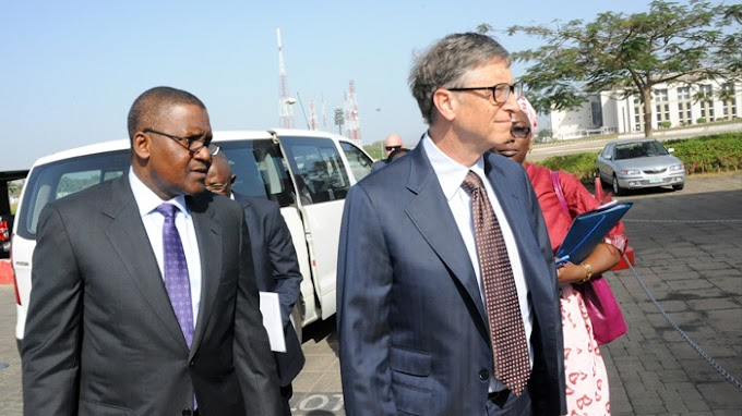 Bill Gates candidly opens up on aid and technology in Africa