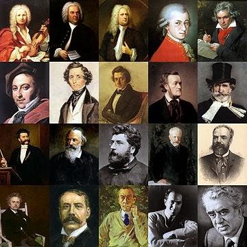 Desenvolvimento da música ocidental