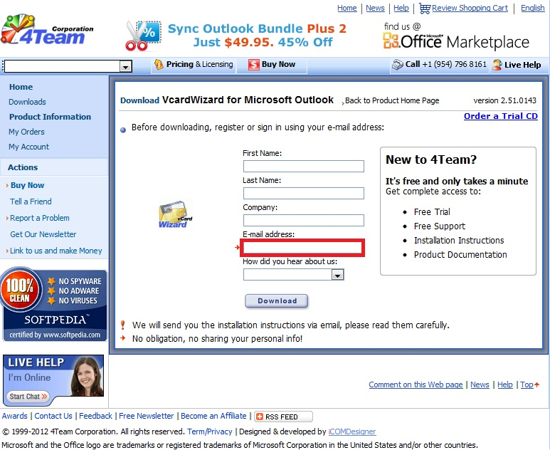 Microsoft Outlook Solutions: How to import and export