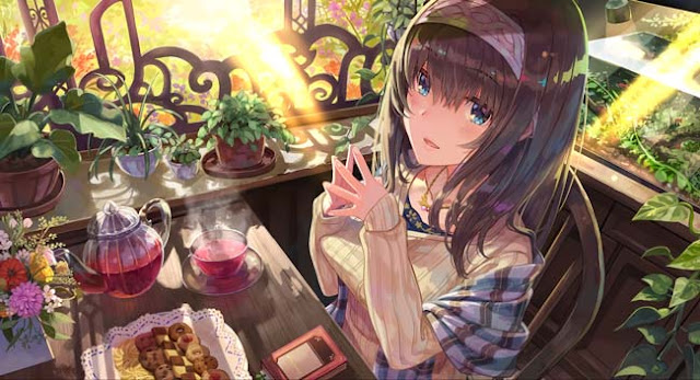 Sagisawa Fumika Wallpaper Engine