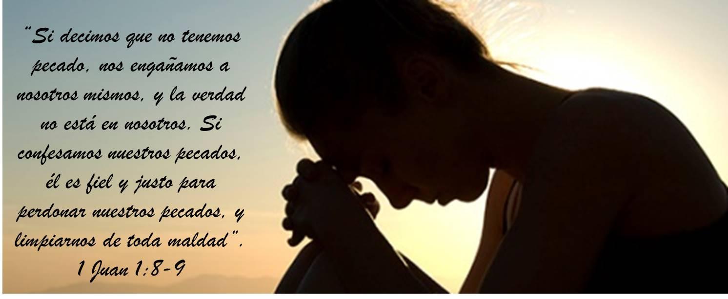 Pecados No Confesados 1 Juan 1 8 10 Mundo Bíblico El Estudio De Su Palabra