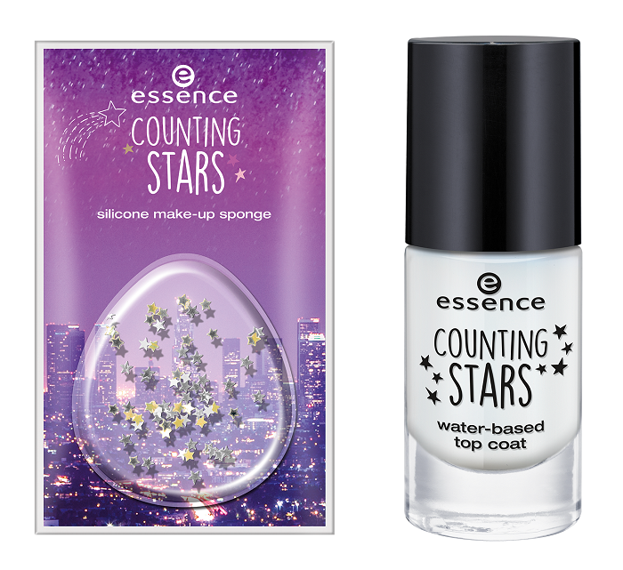 essence counting stars silicone make-up sponge