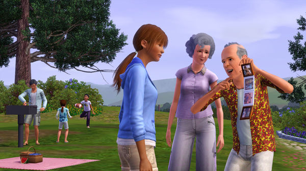 The Sims 3 Generations PC Game