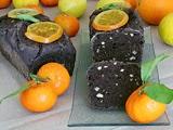Pan de Algarroba con Avellanas y Cítricos Confitados