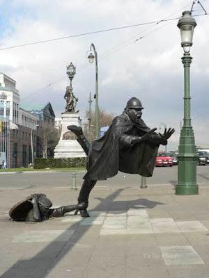 Escultura rara - arte moderna