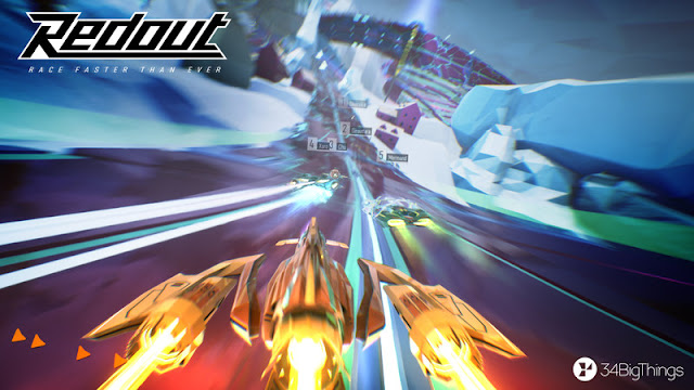 Redout Enhanced Edition - PLAZA