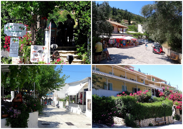 Agios Nikitas Village in Lefkada Island, Greece