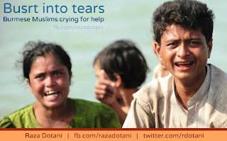 Burmese Muslim killing, Zardari's letter and the reaction from Pakistan