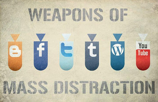 Internet Addiction and Distraction!