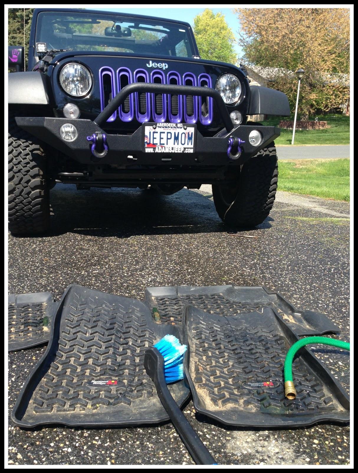 Jeep Momma Blog Soft Top Vinyl Window Trick
