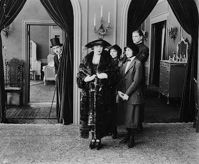 """Праздный класс"" (The Idle Class) (1921) 2"