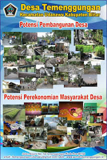 Website Resmi Desa Temenggungan Kecamatan Udanawu Kabupaten Blitar