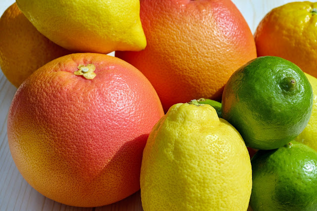 citrus fruits are great for inflammation