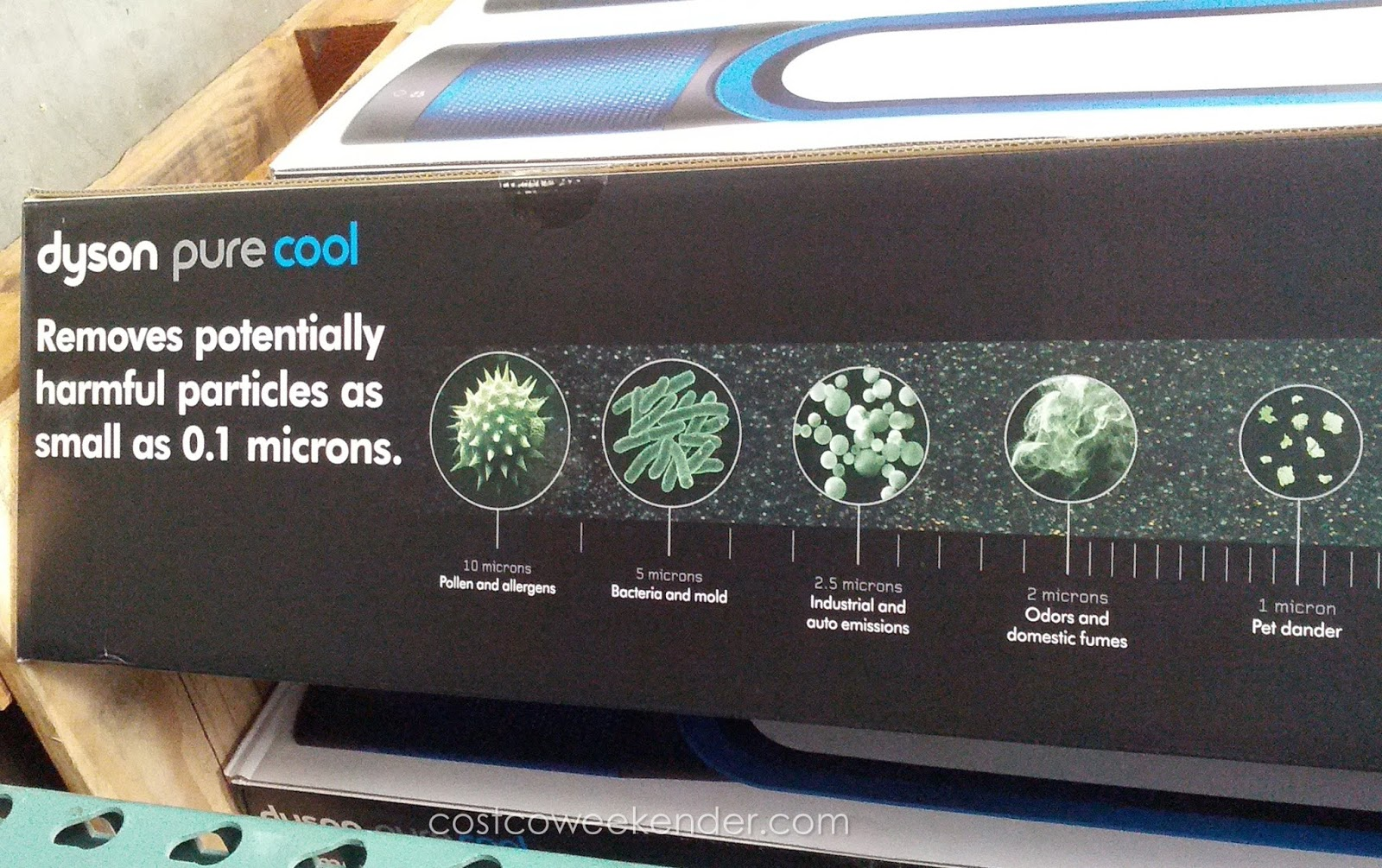 Dyson Am11 Pure Cool Air Purifier Costco Weekender