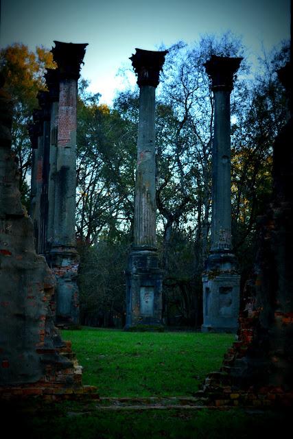 руїни Віндзор(Windsor Ruins)