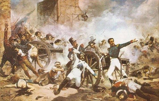 Hoy se conmemora 175 aniversario Batalla del 19 de Marzo