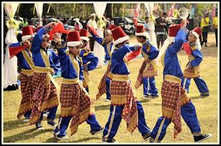 Tari Rudat Tarian Tradisional Dari Lombok, NTB