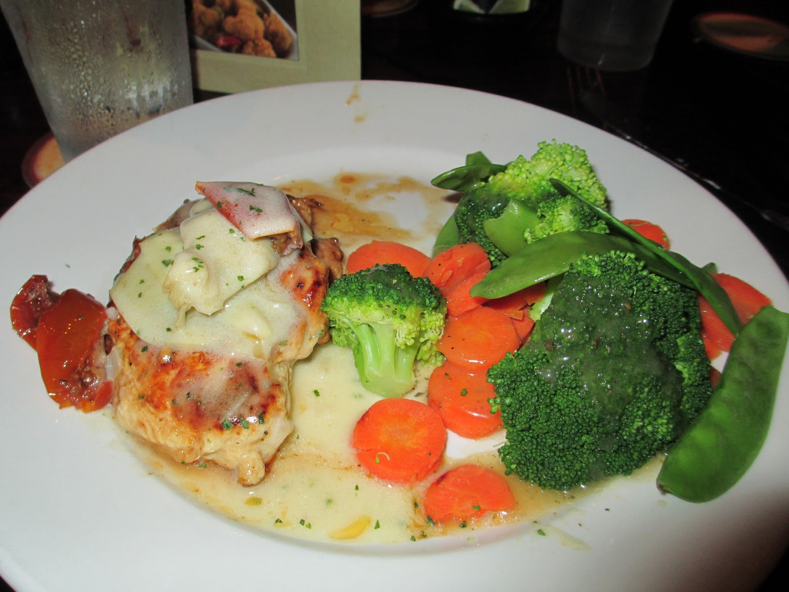 Longhorn steakhouse sierra chicken recipe