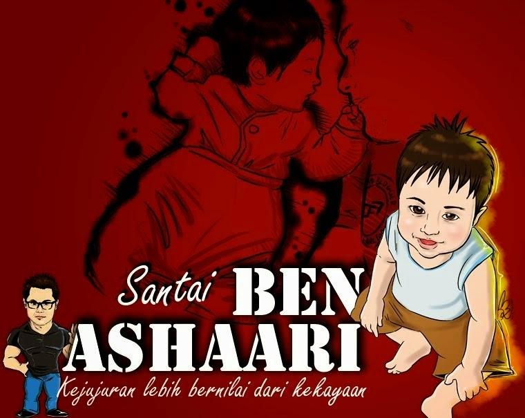 Segmen Ben Ashaari | Aku, Seorang Blogger