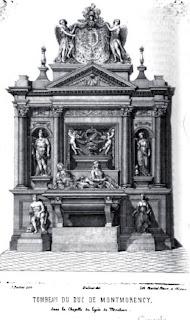 Patrimoine de l'Allier: tombeau du Duc de Montmorency, Moulins