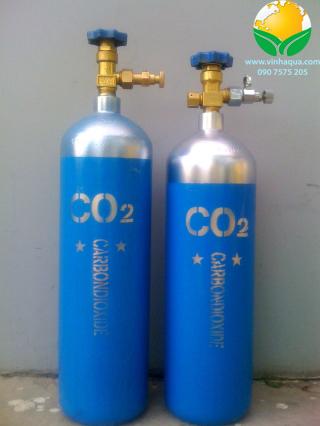 Phụ kiện thủy sinh - bình CO2