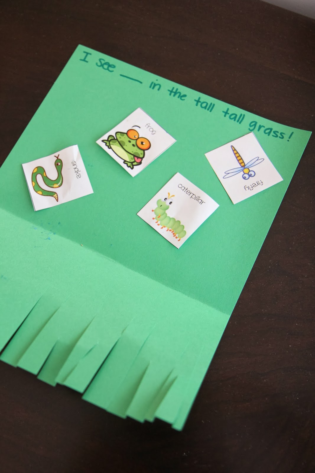 Toddler Approved Crafts Amp Activities To Do Along With In The Tall Tall Grass By Denise