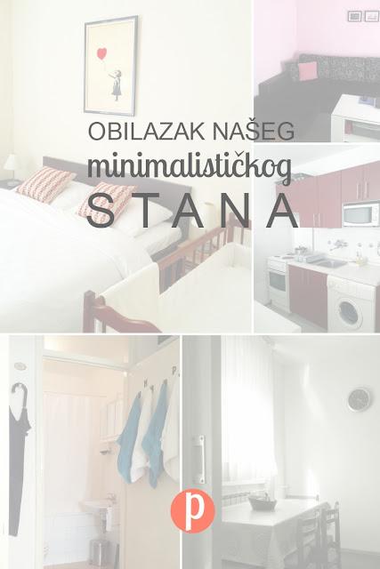 Obilazak minimalističkog stana