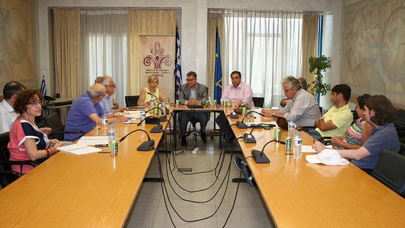 450 μέλη του Διαζώματος στην Ανατολική Μακεδονία και Θράκη