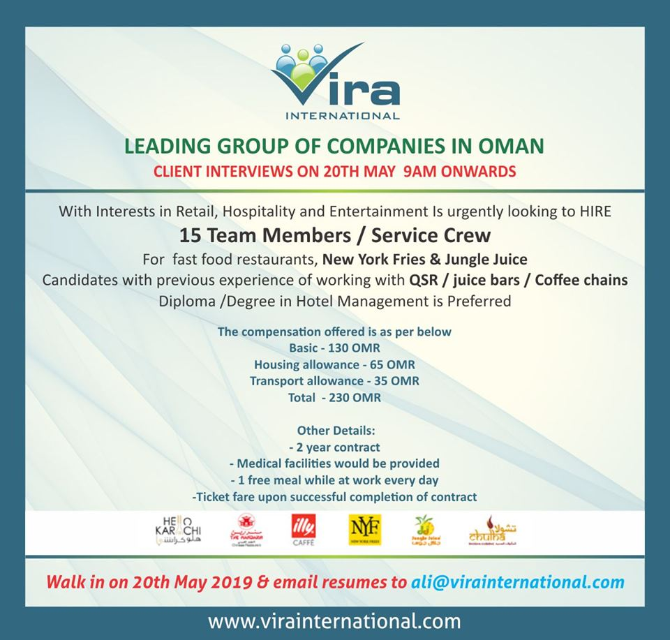 Leading Group of companies in Oman