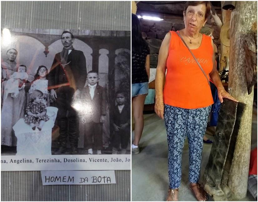 Casarão Visenso Marcon - Tour Linha Bella em Gramado, RS